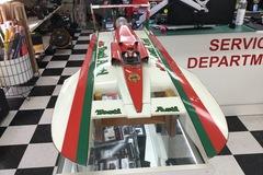 Selling: Miss Tosti Asti 1/8 Scale Nitro Hydroplane