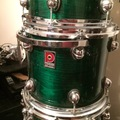 SOLD!: SOLD! Premier Genista 5 pc. set in Verde Green $1600