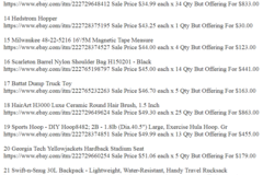 Sell: Online Beauty & Other Items: On Sale at Discounted Price