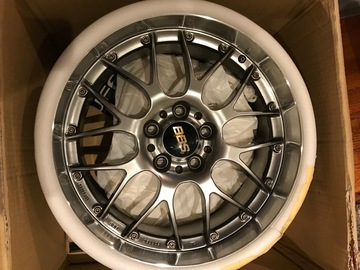 Selling: 18x8.5 & 18x9.5 | 5x120 | BBS RGR wheels for sale