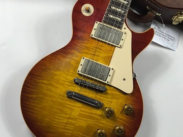 Renting out: Gibson Les Paul 1958 Reissue