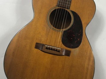 Renting out: 1962 Martin 000-18