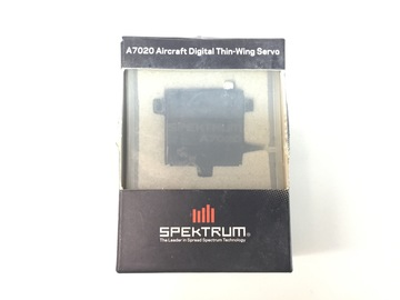 Selling: A7020 Aircraft Digital Thin-Wing Servo