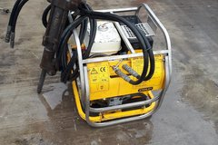 Daily Equipment Rental: HYDRAULIC JACK HAMMER WITH POWER PACK HP90 MK11