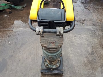 Daily Equipment Rental: Rammer 2 stroke mix petrol