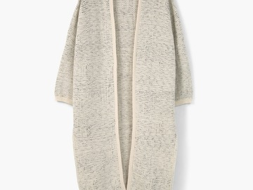 Myydään: MANGO Long Cotton Cardigan