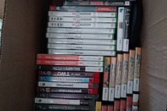 Sell: PS2, PS3, WII, XBOX 360 and Nintendo DS Games