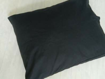 Myydään: Pillow VITSIPPA with cover from IKEA 51x66