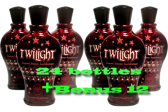 Sell: 24 Bottles Twilight Tanning Salon Lotion Bonus 12 Bottles