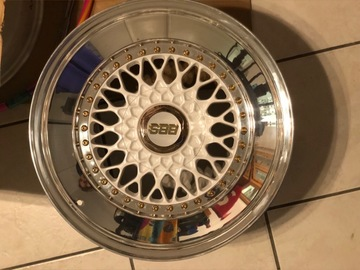 Selling: BBS RS 026 5x120