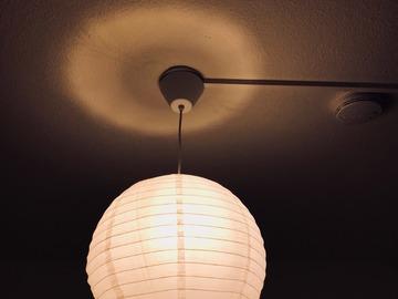 Myydään: Ceiling lamp (perfect for HOAS room)