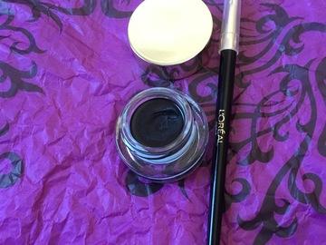 Venta: L'Oreal gel eyeliner con pincel incluido