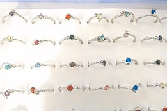 Sell: (576) Assorted Rings - Rhodium plated, Mood & Fashion Rings