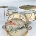 Article: French Vintage Busato Drum Set Restored