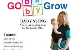 Sell: 25X Black Baby Sling - Baby Carrier, Nursing Cover, Sling