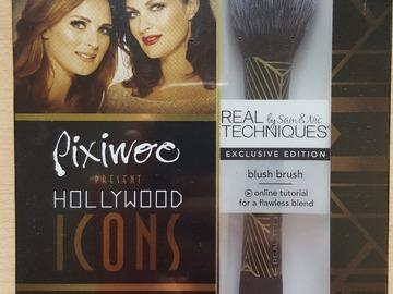 Venta: Pixiwoo Present: Hollywood Icons (REGALO BROCHA)