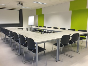 On request: Interactive Conference Room (Large)