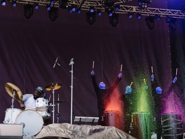 Announcement: Blue Man Group Boston Hosts 5th Annual Drum-Off
