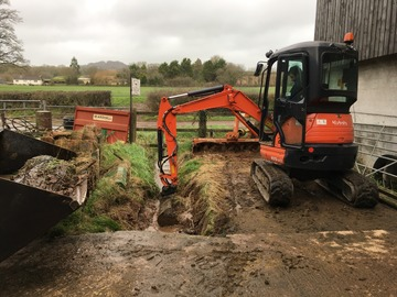 Daily Operators: Kubota U25-3 2.5 ton Zero tail swing Mini Digger