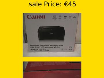 Myydään: CANON printer