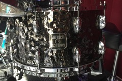 for pickup in Nashville TN only: Gretsch 8x14 Hammered Steel Snare Drum $325