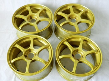 Selling: 17x7 & 17x7.5 |  4x100 | ADVAN RGII RG2 wheels for sale