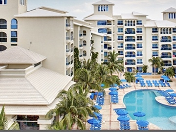 Per Person: 5 Days 4 Nights at Occidental Costa Cancun all inclusive