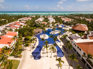 Per Person: 5 Days 4 Nights at Occidental Punta Cana all inclusive