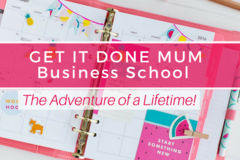Services: Get It Done Mum Business School
