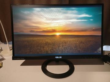 """Myydään: Asus vx239 lcd monitor 23"""" ips"""