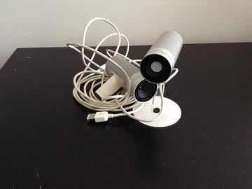 Myydään: Old iSight webcam