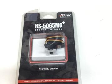 Selling: Hitec HS-5065mg metal gear digital servo