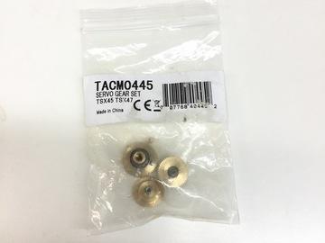 Selling: Tactic Servo Gear Set Tsx55 TACM0455
