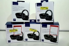 Sell: 5 x Insignia Over-Ear Wireless Headphones MSRP $449.95