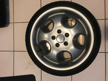 Selling: 17x8.5 & 17x10 | 5x112 | Staggered RH wheels for sale