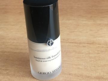 Venta: Luminous Silk - Giorgio Armani