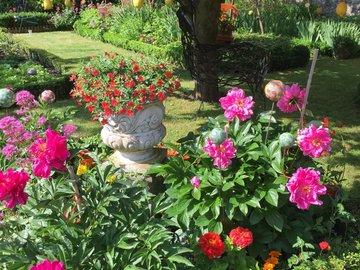 NOS JARDINS A LOUER: jardin au pays des impréssionnistes