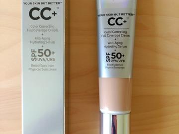 Venta: It cosmetics cc cream tono Light