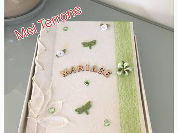 Sale retail: livre d'or theme nature