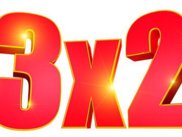 Regalando: 3x2 en TODOS mis artículos!!