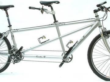 "Tandemverleih: Tandem Cicli B MTB 26"""