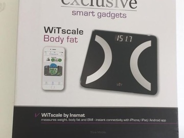 Selling: Smart scale(WiT Scale)