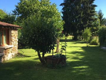 NOS JARDINS A LOUER: Beau jardin près de Paris