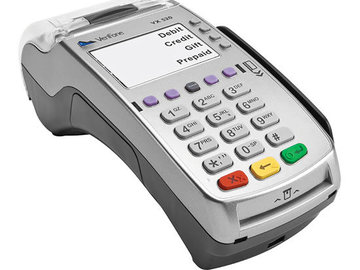 Selling Products: New Credit Card Machine - Verifone VX520