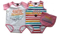 Sell: Harley Davidson HUGE Baby Clothing Lot - Brand New w/ Tags