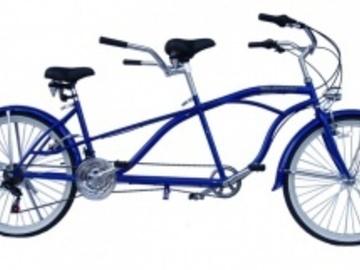 Tandemverleih: Beachcruiser Tandem Fahrrad > SOFORT IN GÖRLITZ >   MIE