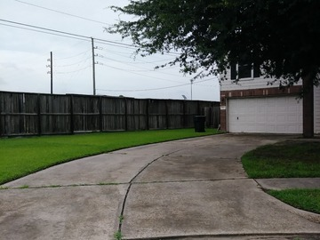 Daily Rentals: Houston TX, Four Secure Spaces, Driveway Parking, Cul-de-sac