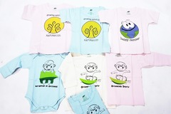 Sell: Baby Organic Onesies & Shirts by Green Creation NEW  $1/pc