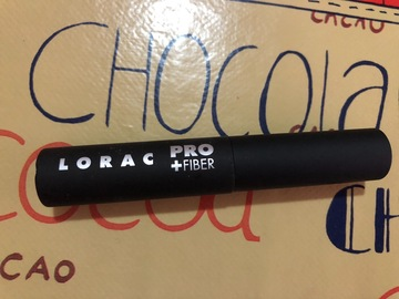 Venta: Máscara de pestañas Lorac Pro +Fiber