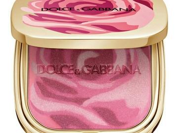 Buscando: Colorete Rosa Duchessa Dolce & Gabanna